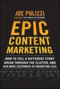 [해외]Epic Content Marketing (Hardcover)