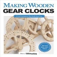 [해외]Making Wooden Gear Clocks
