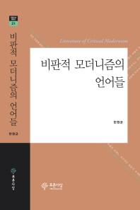 비판적 모더니즘의 언어들