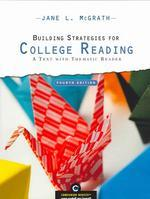 Building Strategies for College Reading, 4/e