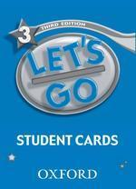 [보유]Lets Go 3 (STUDENT CARDS)