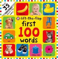 [해외]First 100 Words Lift-The-Flap