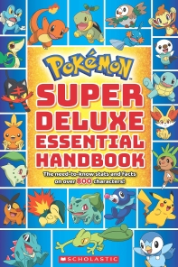 Super Deluxe Essential Handbook (Pokemon)