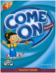 Come On Everyone. 4(Teacher's Book)