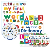 My First Word Book & Dictionary (Saypen Edition 2종)