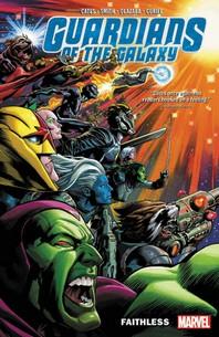 [해외]Guardians of the Galaxy by Donny Cates Vol. 2