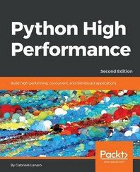 [해외]Python High Performance, Second Edition (Paperback)