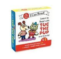 [해외]Learn to Read with Tug the Pup and Friends! Box Set 1