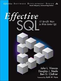 [해외]Effective SQL (Paperback)