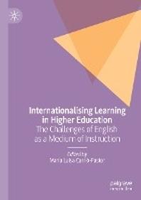 [해외]Internationalising Learning in Higher Education