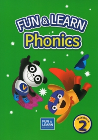 Fun & Learn Phonics. 2(Work Book)