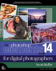 [해외]The Photoshop Elements 14 Book for Digital Photographers (Paperback)