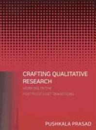 [해외]Crafting Qualitative Research (Hardcover)