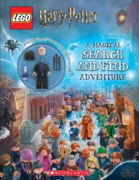 Lego Harry Potter  (Activity Book with Snape Minifigure) [With Snape Minifigure]