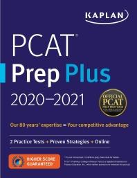 [해외]PCAT Prep Plus 2020-2021