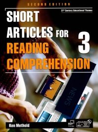 Short Articles for Reading Comprehension. 3