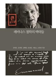 레비나스 철학의 맥락들(큰글자책)(그린비 빅북)