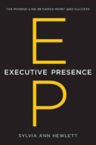 [해외]Executive Presence