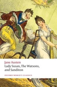 [해외]Lady Susan, the Watsons, and Sanditon