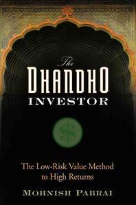 [해외]The Dhandho Investor