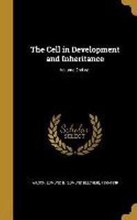 [해외]The Cell in Development and Inheritance; Volume 2nd Ed. (Hardcover)