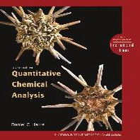 Quantitative Chemical Analysis (Revised)