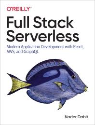 [해외]Full Stack Serverless (Paperback)