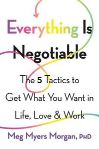 [해외]Everything Is Negotiable (Paperback)