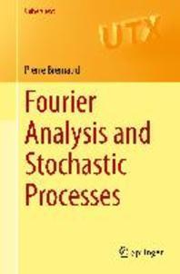 [해외]Fourier Analysis and Stochastic Processes