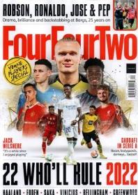 FOUR FOUR TWO(UK)(2018년12월호)