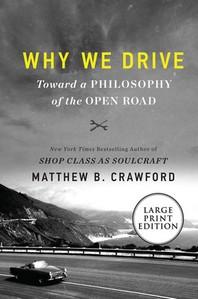 [해외]Why We Drive (Paperback)