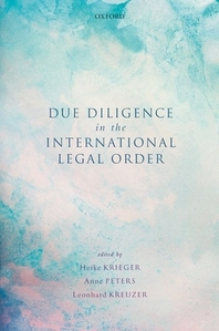 [해외]Due Diligence in the International Legal Order
