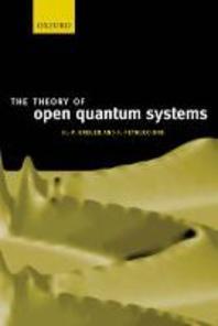 [해외]The Theory of Open Quantum Systems