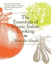 [해외]Essentials of Classic Italian Cooking (Hardcover)