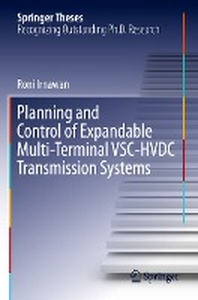 [해외]Planning and Control of Expandable Multi-Terminal Vsc-Hvdc Transmission Systems