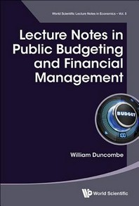 Lecture Notes in Public Budgeting and Financial Management