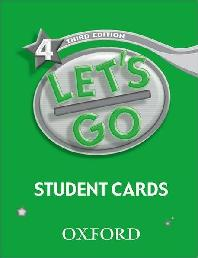 [보유]Let's Go 4 Student Cards