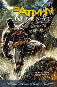 배트맨 이터널 Vol. 1(뉴 52!)(DC 그래픽 노블)