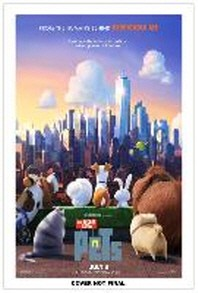 The Secret Life of Pets: The Deluxe Junior Novelization