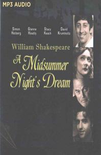 [해외]A Midsummer Night's Dream (MP3 CD)