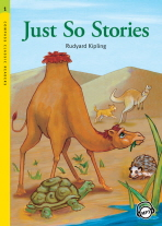 JUST SO STORIES(CD1포함)(COMPASS CLASSIC READERS 1)