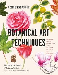 [해외]Botanical Art Techniques