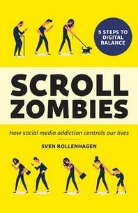 [해외]Scroll Zombies (Paperback)