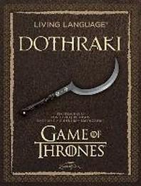Living Language Dothraki. Lehrbuch + CD