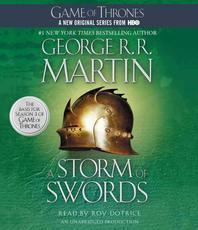 [해외]A Storm of Swords (Compact Disk)