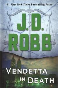 [해외]Vendetta in Death (Library Binding)