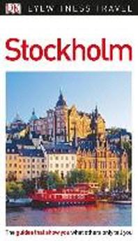 [해외]DK Eyewitness Stockholm (Paperback)