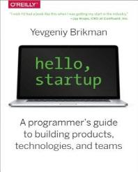 [해외]Hello, Startup (Paperback)