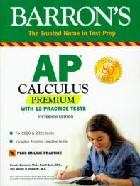 AP Calculus Premium, 15/E(Paperback)