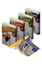 Smart Phonics. 1-5 (Work Book)